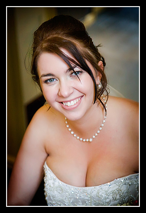 wedding photo of bryony 3