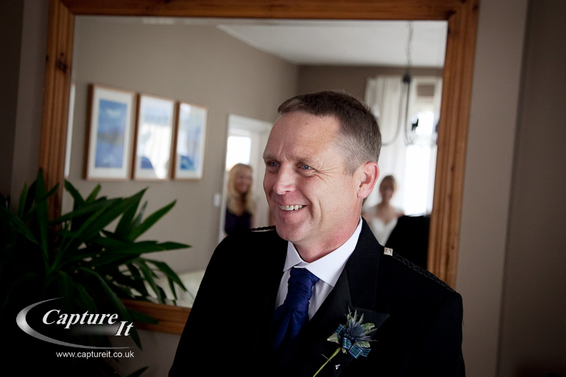 Canada Lake and Lodge wedding photograph 3