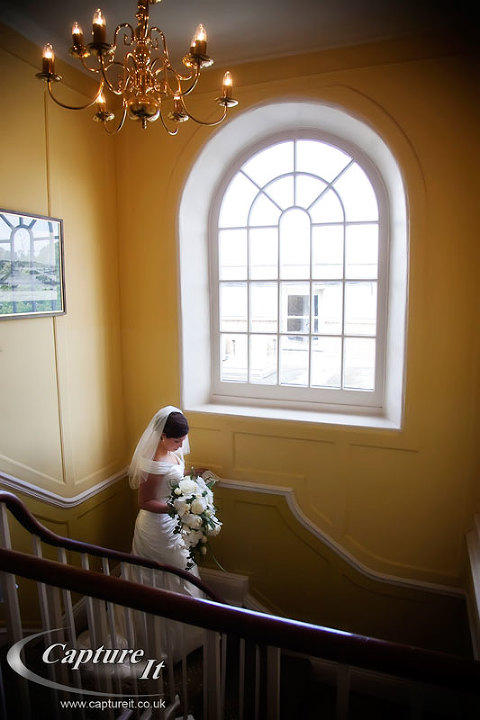 wedding photos at Syon House