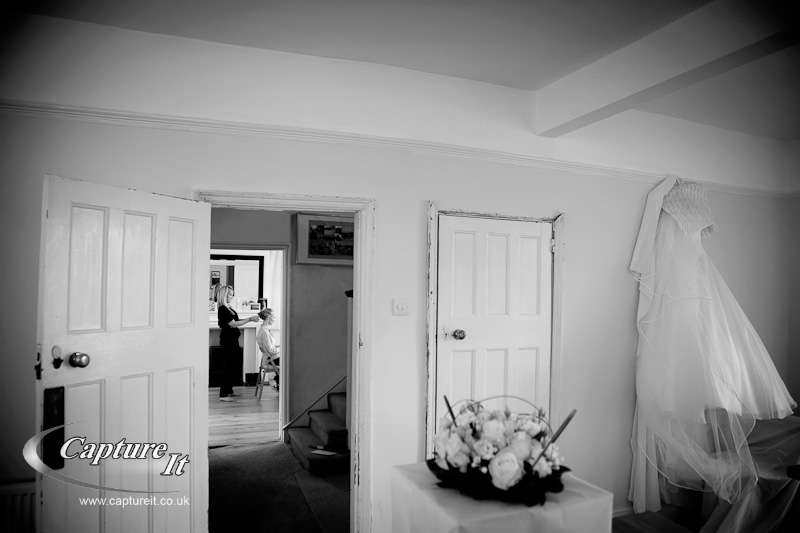 Clandon Park, Surrey wedding photograph 1