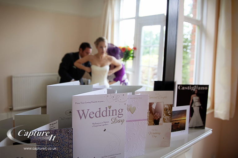 Clandon Park, Surrey wedding photograph 4