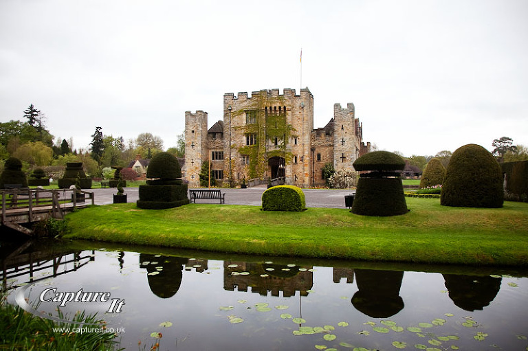 Hever Castle photograph 1