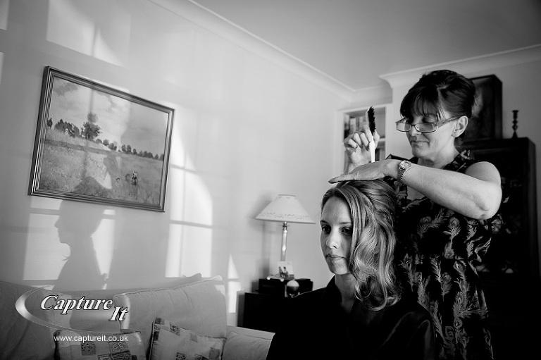 Loseley Park House wedding photograph 1