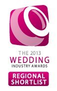 wedding industry awards regional shortlist