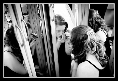 Naomi mirror shot