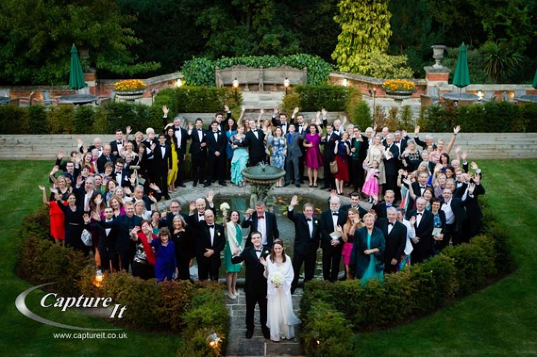 Classic wedding at warren house london william victoria for Classic bridal house johor