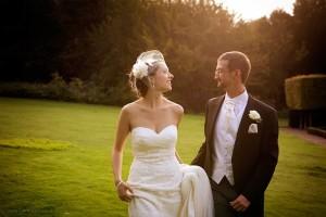 Steve & Jenny's wedding at Clandon Park