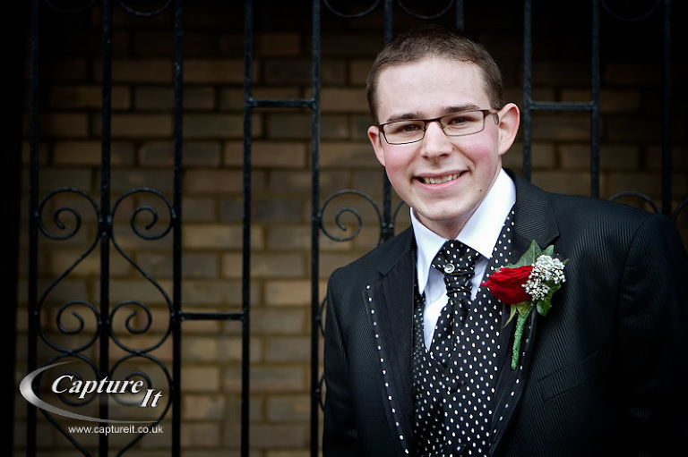 Alexandra Palace, London wedding photograph 4