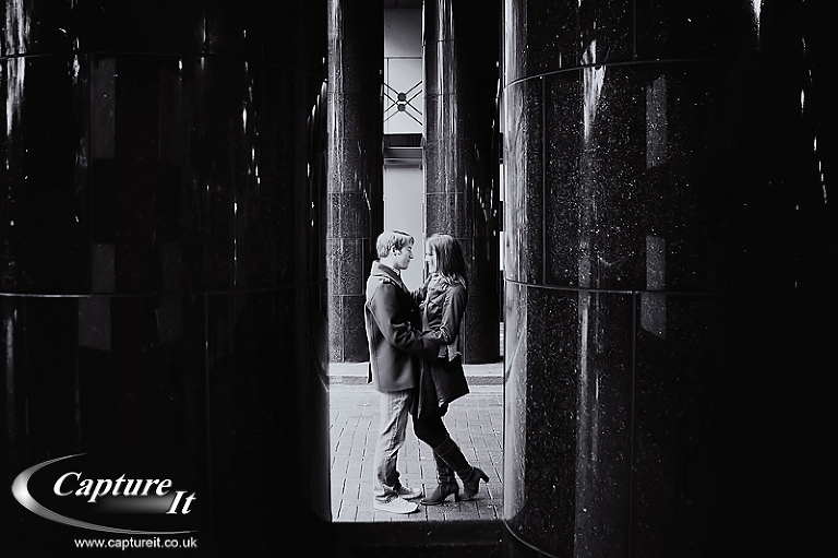 Central London engagement photograph 4