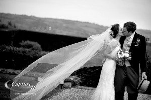 Harry and Natasha at Coombe Lodge