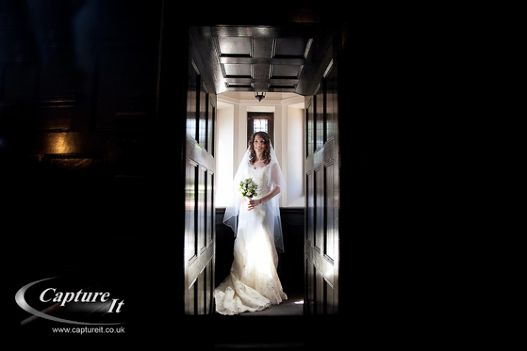 gate street barn wedding photograph