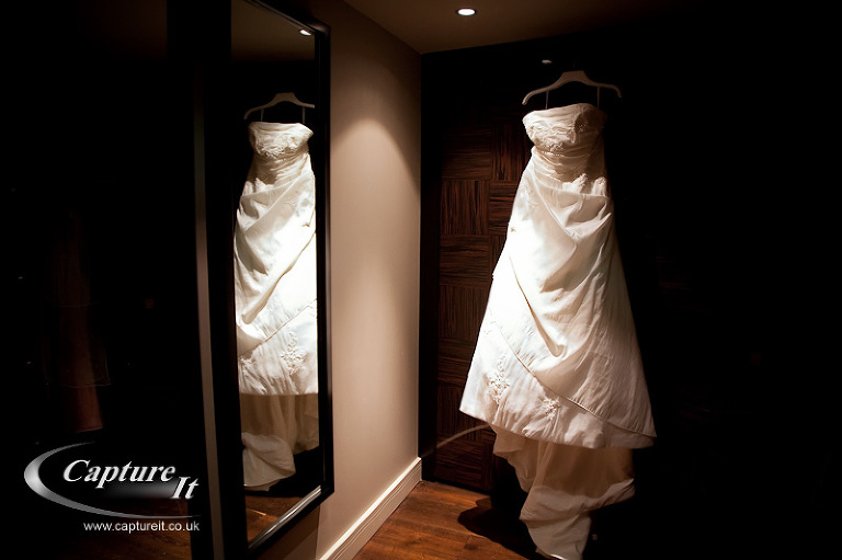 Gate Street Barn Wedding Photograph 1