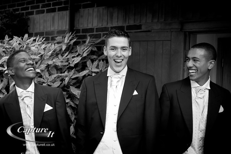 Leas Cliff Hall, Kent Wedding Photograph 5