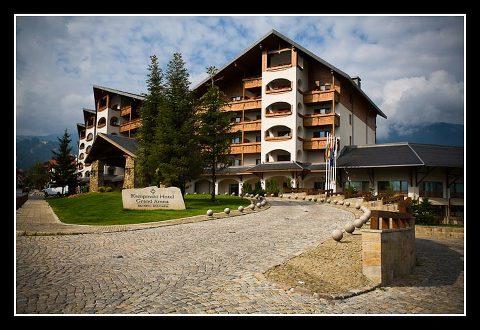 Kempinski Hotel, Bansko, Bulgaria