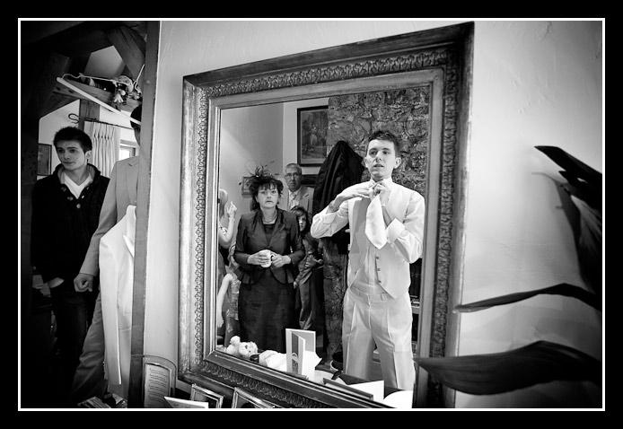 Alex mirror shot